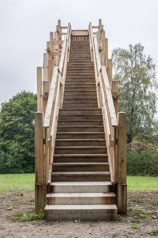 treppe belvedere 8702 zollikon holzbaub ro reusser gmbh winterthur. Black Bedroom Furniture Sets. Home Design Ideas